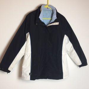 ZeroXPosur Activewear Size Large 3in1 Jacket